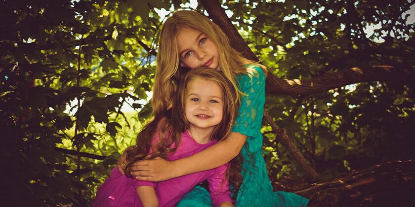 Odnos ter tekmovalnost med brati in sestrami