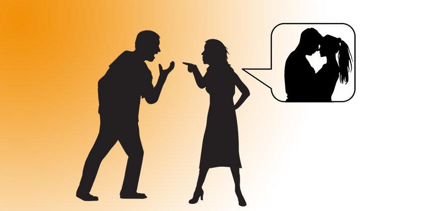 Ljubosumnost je pogosto vzrok za številne težave v medsebojnih odnosih